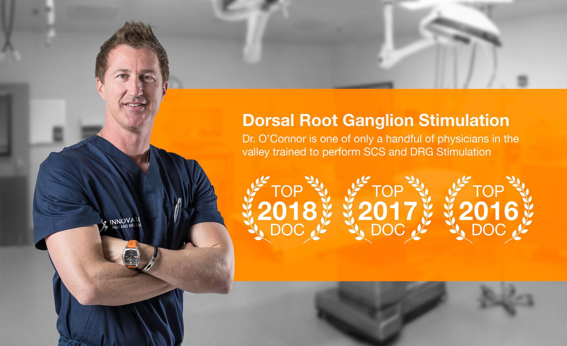 Dorsal Root Ganglion Stimulation Scottsdale