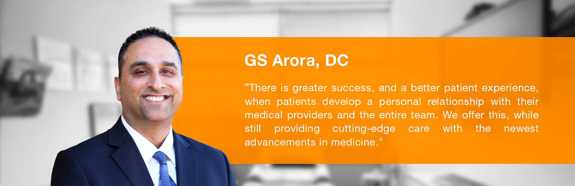 Dr. GS Arora